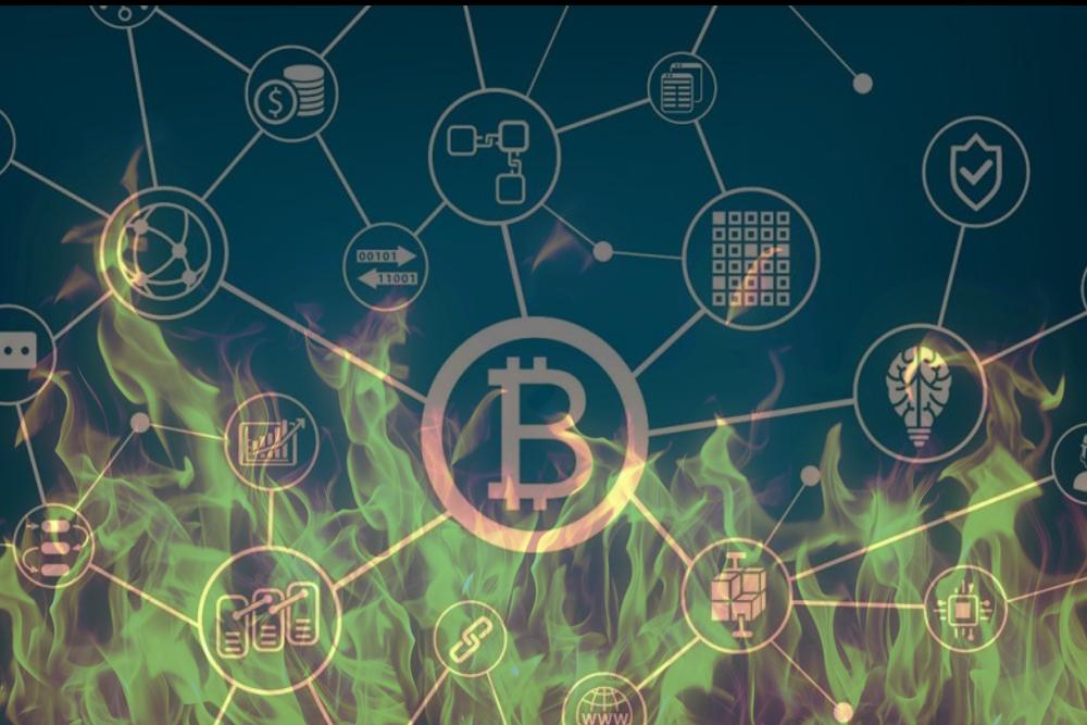 El infierno tan temido de la blockchain