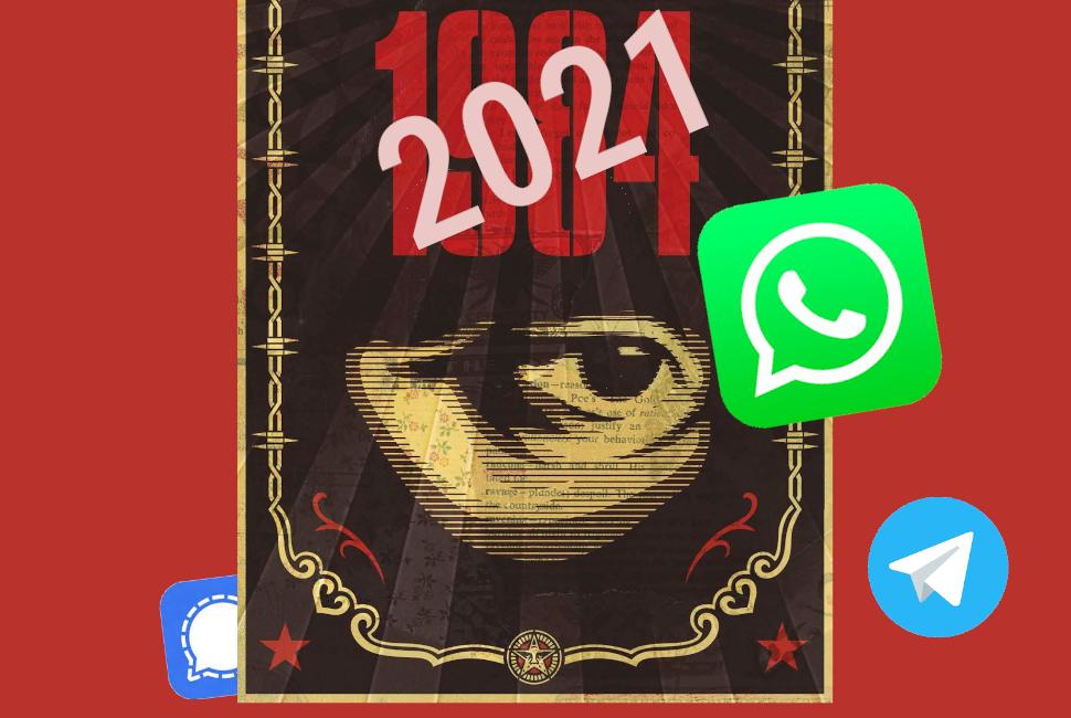 Whatsapp, Telegram o Signal?